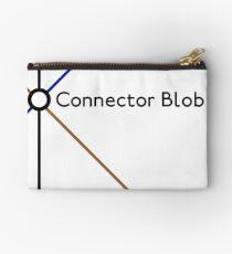Connector Blob Studio Pouch