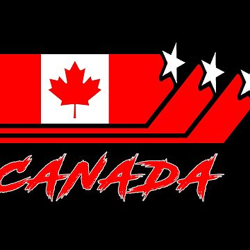 Canada flags design / national flag gift by Rocky2018
