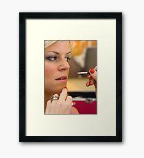Beauty Enhanced Framed Print