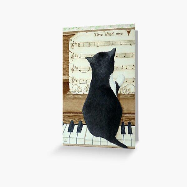 Name that tune! Greeting Card
