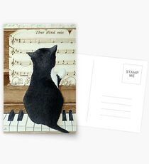 Name that tune! Postcards