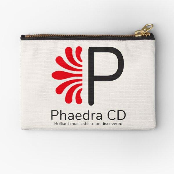 Phaedra CD Zipper Pouch