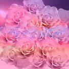 Soft Roses Art Work 2 by hurmerinta