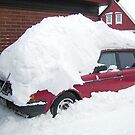 Winter-Volvo-2 by Duck-Flower