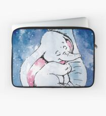 Dumbo and his mother, Mother and baby elephant Laptop Sleeve