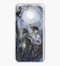Three Raven Brothers iPhone Case/Skin