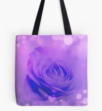 Soft Creative Rose Art Work Tote Bag