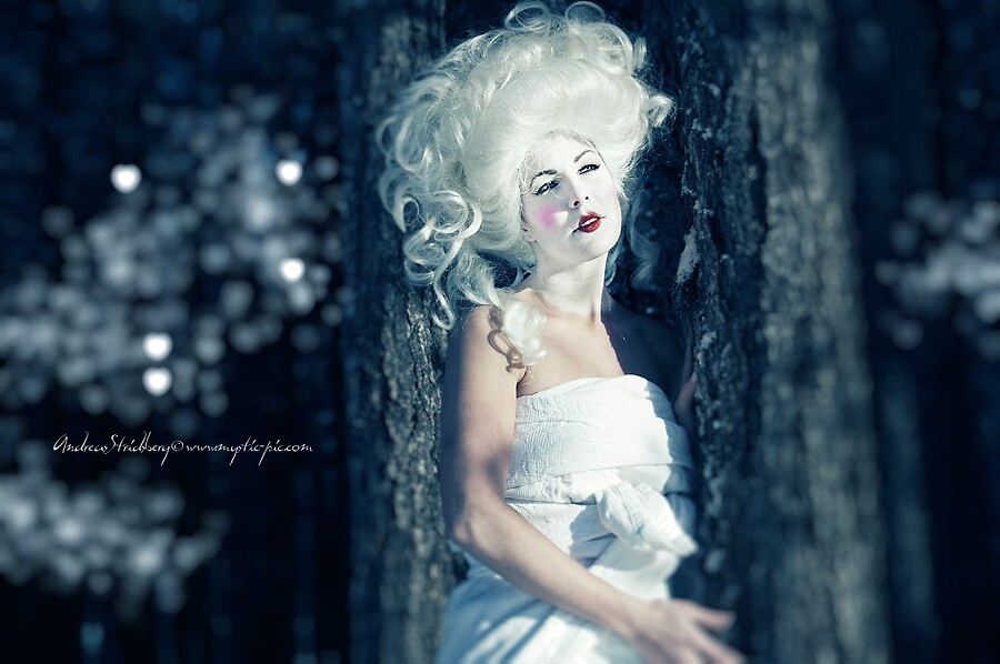 Pale Beauty by Andreas Stridsberg