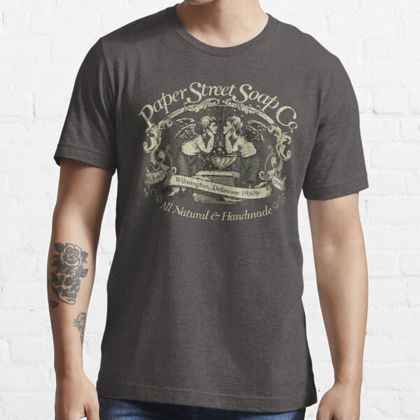 Paper Street Soap Company Vintage Essential T-Shirt