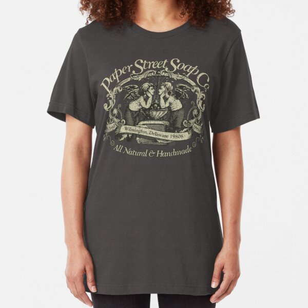 Paper Street Soap Company Vintage Slim Fit T-Shirt