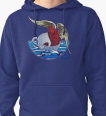 The Ascent (fish detail) Pullover Hoodie
