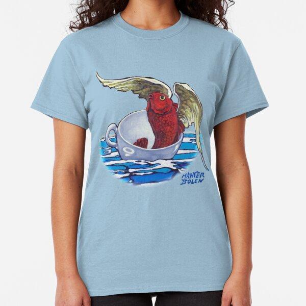 The Ascent (fish detail) Classic T-Shirt