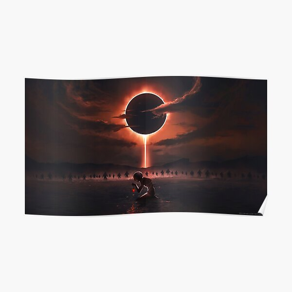 Manga Anime Berserk Guts Armour Armor Sword Canvas Art Print