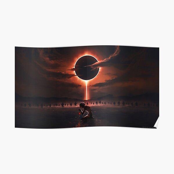 L'éclipse Poster