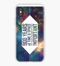900 Years of Time and Space iPhone Case
