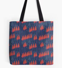 Floral Clash - Foxgloves Tote Bag