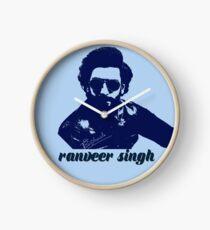 Ranveer Singh Clock