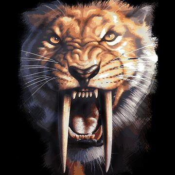 tiger lion wild saber-toothed crass lol swagg blood attack teeth thai boxing taiboxes china asia fight dangerous tiger look boy kindergarten animal jungle extinct by originalstar