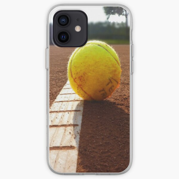 Balle de Tennis  Coque souple iPhone