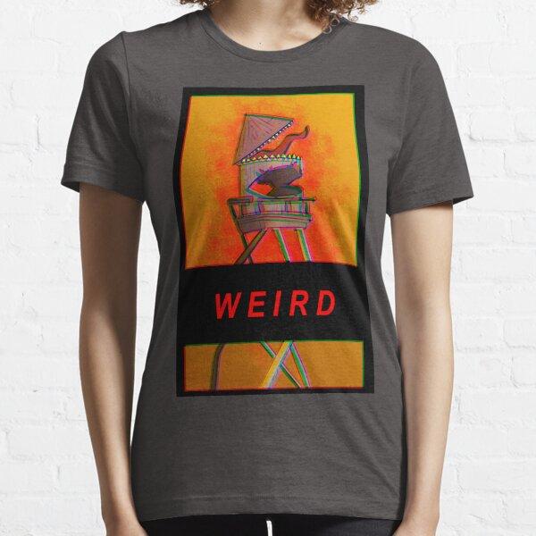 Weird - Gravity Falls watertower Essential T-Shirt