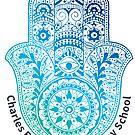 «Personalizado para Charles E. Smith Jewish Day School.» de adjsr