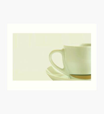 Would you like coffee, tea or me? Art Print