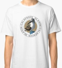 Galapagos Islands Blue footed Booby Classic T-Shirt