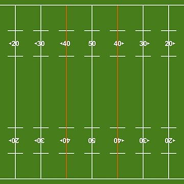 Rugby league pitch by TOMSREDBUBBLE