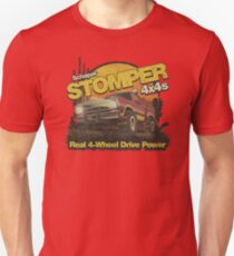 Stomper 4x4s Vintage Slim Fit T-Shirt