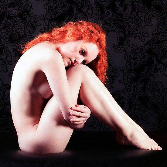 Skin of Ivory...Hair of Flame by Maxoperandi