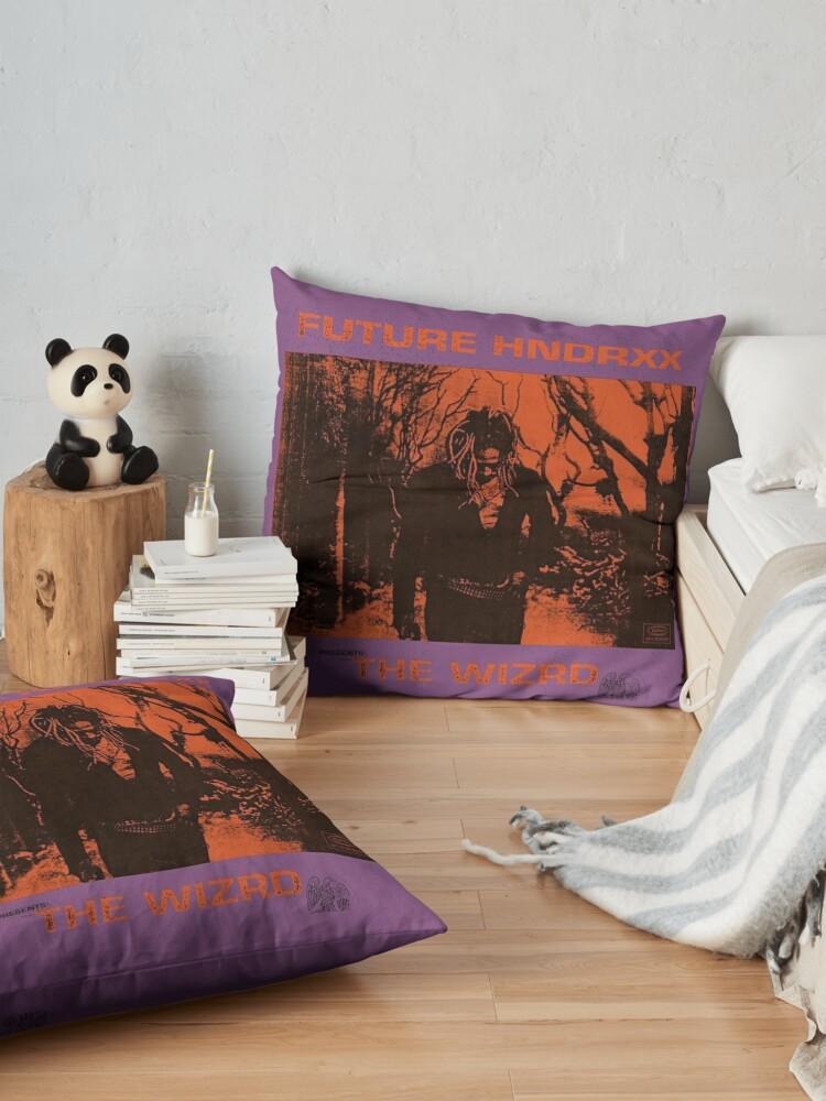 Alternate view of future 1 Floor Pillow
