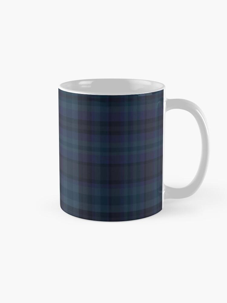 Alternate view of Tartan Mug
