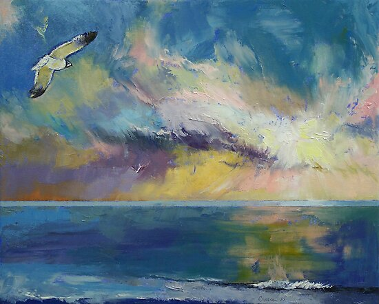 Eternal Light by Michael Creese