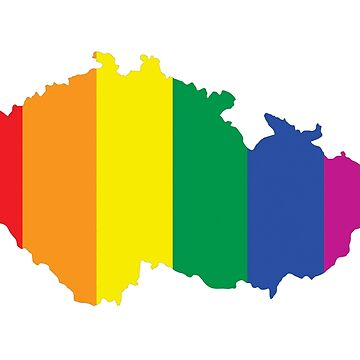Czech Republic gay map by tony4urban