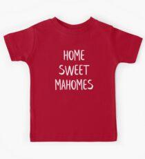 Zuhause Sweet Mahomes KC Kinder T-Shirt