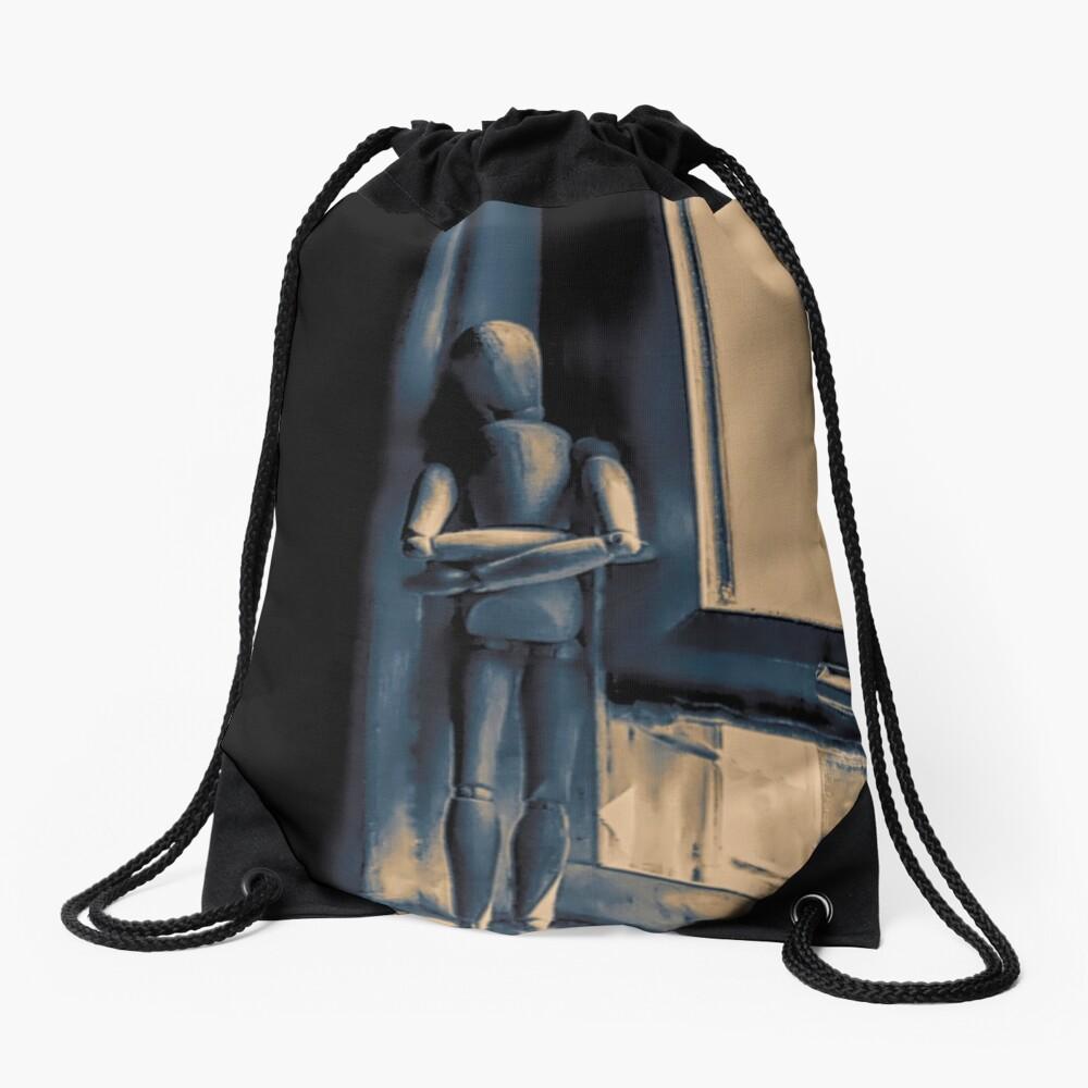 isolation Drawstring Bag