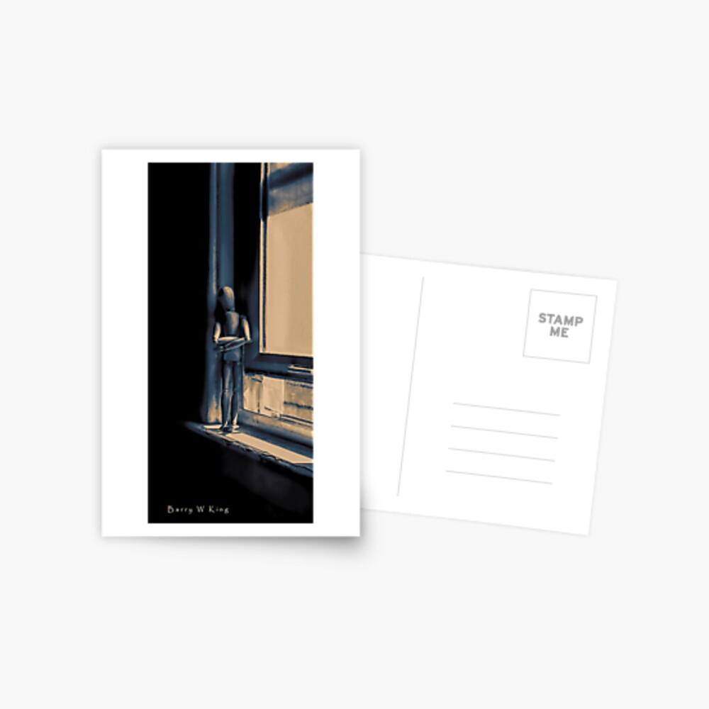 isolation Postcard