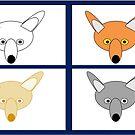 Mr Foxy by Mrs Foxy