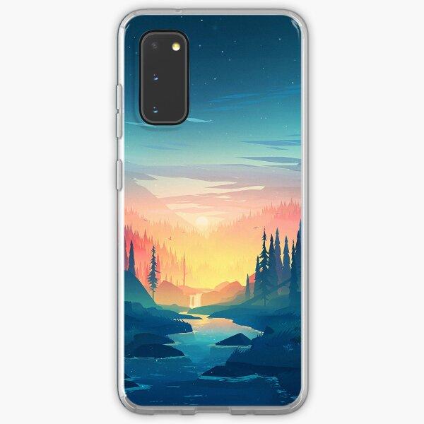 Mountain Phone Case Samsung Galaxy Soft Case