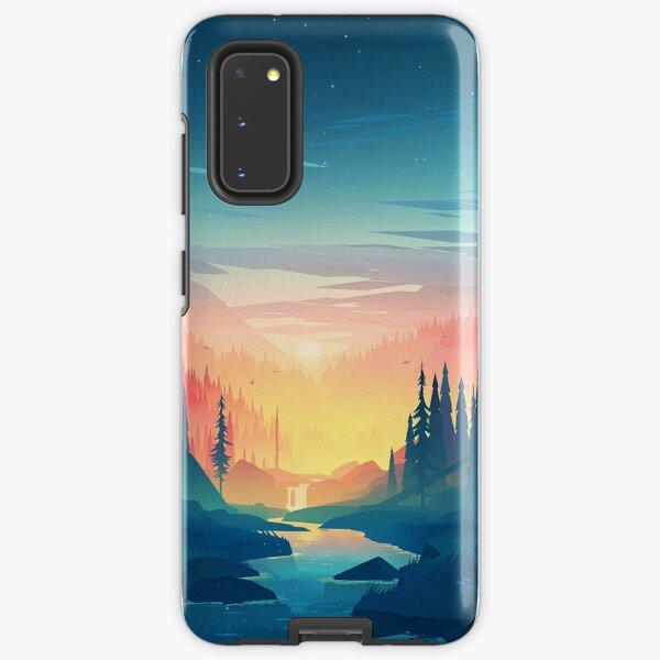 Mountain Phone Case Samsung Galaxy Tough Case