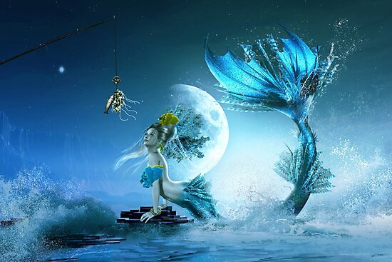 How to Catch a Mermaid by Shanina Conway