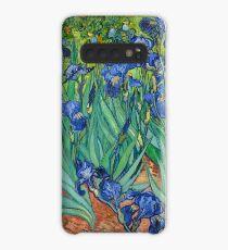 Vincent Van Gogh irisis Case/Skin for Samsung Galaxy