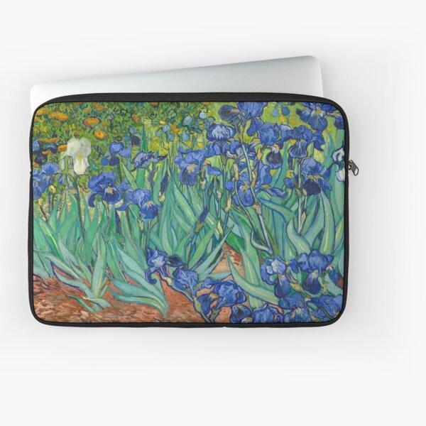 Vincent Van Gogh irisis Laptop Sleeve