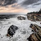 Sometimes the wind will blow, Cape Arago Oregon Coast by Charles & Patricia   Harkins ~ Picture Oregon