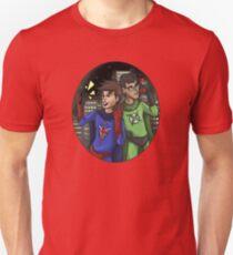 X-Ray and Vav Selfie T-Shirt