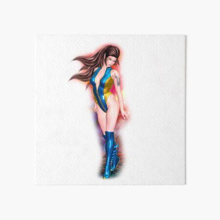 Alien Cherie - ein Mädchen aus dem All Galeriedruck