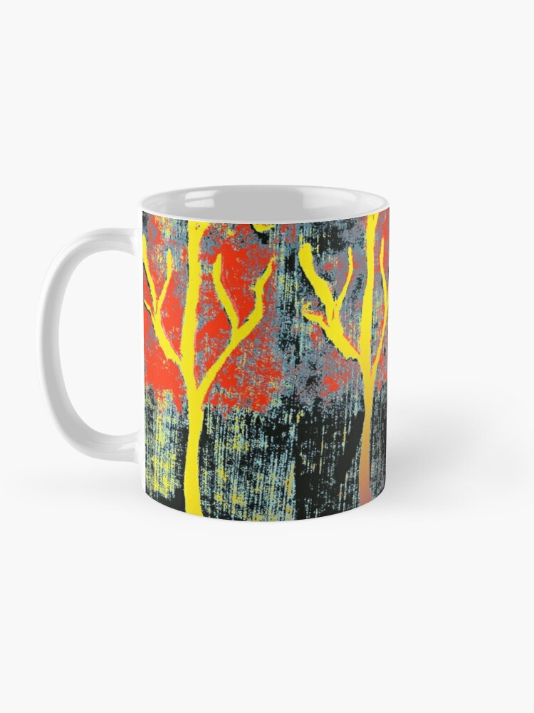 Alternate view of Forest Mug