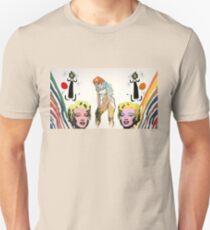 Louis, Miro, Warhol, Toulouse-Lautrec T-Shirt