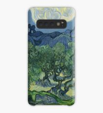 Vincent Van Gogh the olive trees Case/Skin for Samsung Galaxy