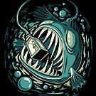 Lantern Fish by Stephen Hartman